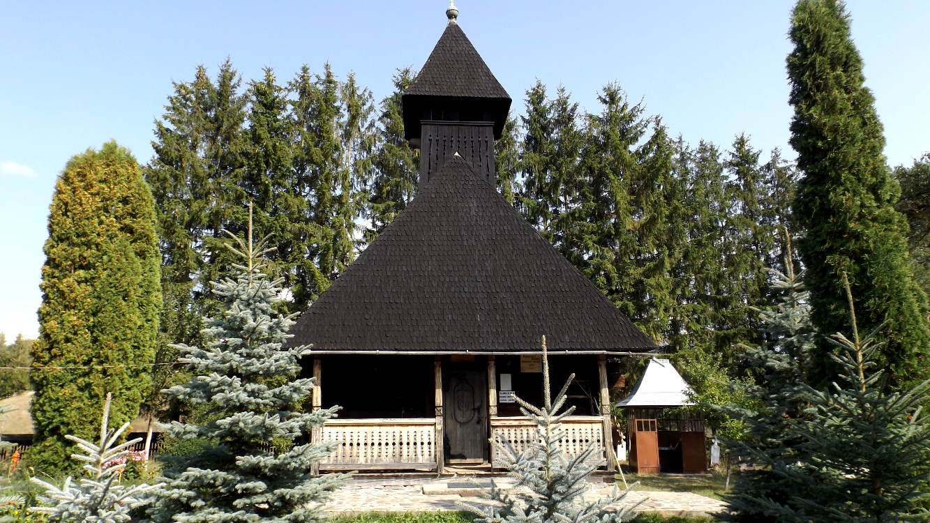 Doamnei Monastery