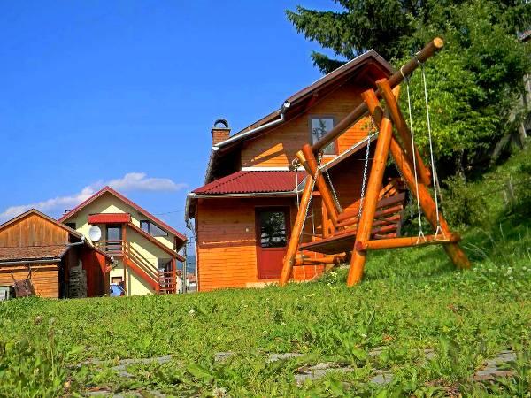 Casa Daya pensiune Toplita
